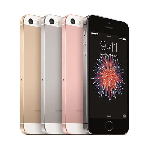 iPhoneSEの画像