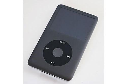 Apple iPod classic 120GB ブラック MB565J/A | 中古買取価格:3,000円