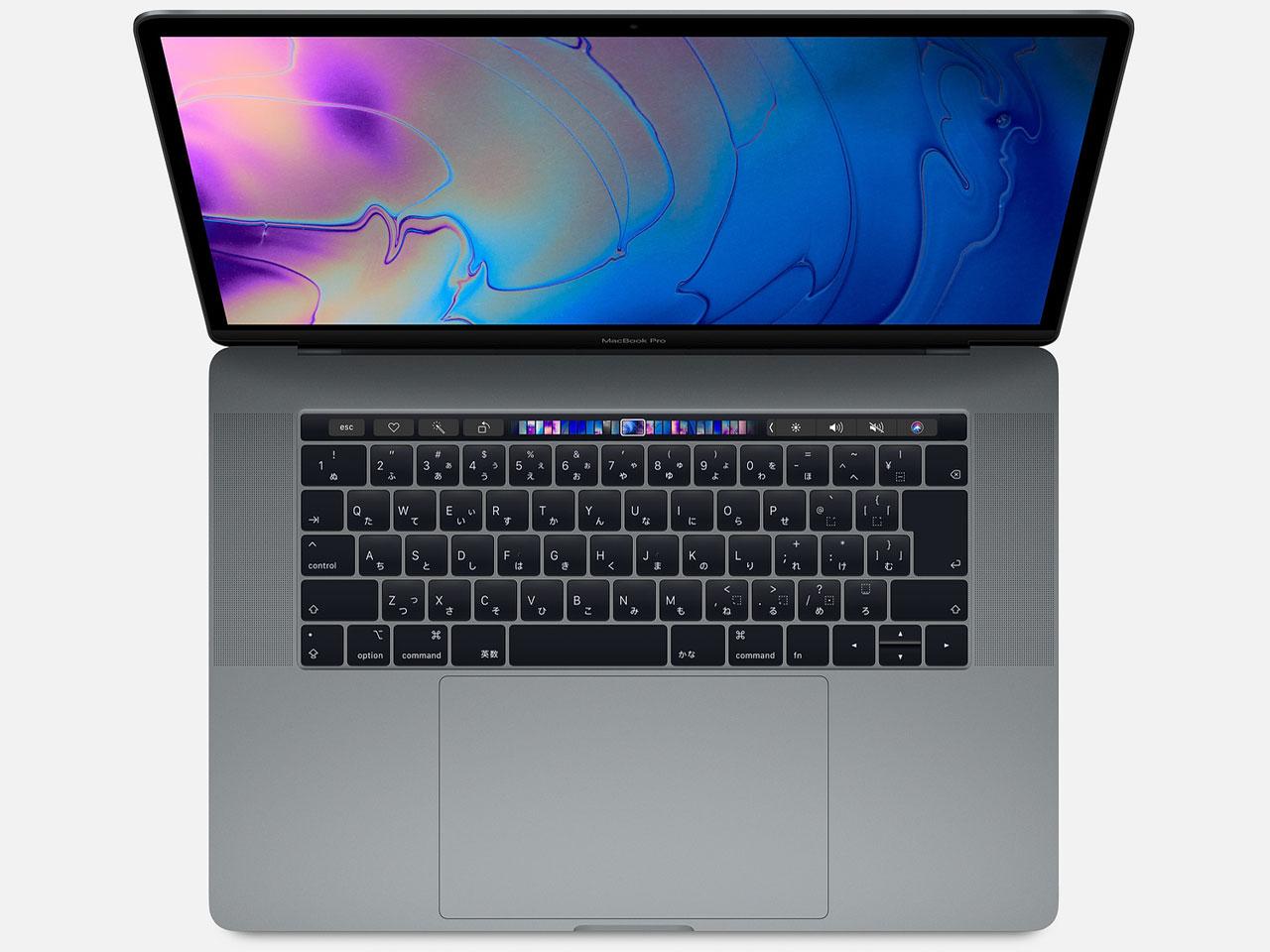 MacBook Pro (15-inch, 2018) MR932J/A スペースグレイ