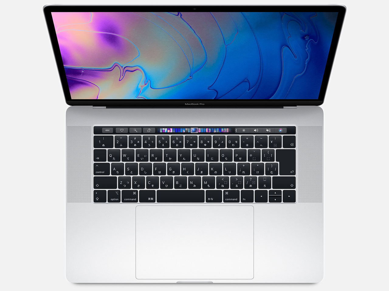MacBook Pro (Retina, 15.4-inch, SSD 512GB, Touch Bar, 2018) MR972J/A シルバー