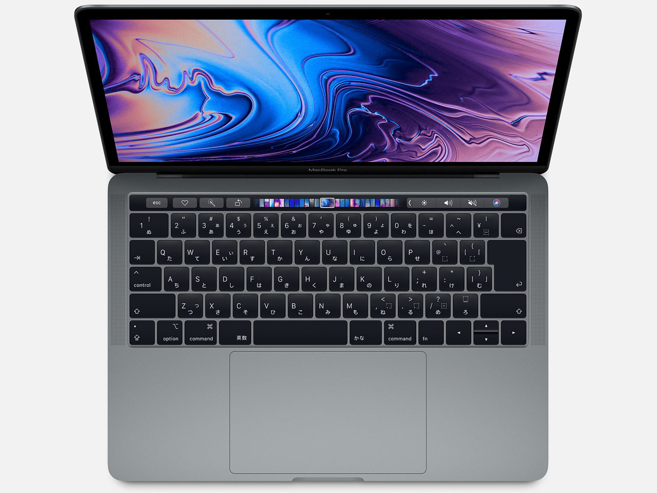 MacBook Pro (Retina, 13.3-inch, SSD 256GB, Touch Bar, 2018) MR9Q2J/A スペースグレイ