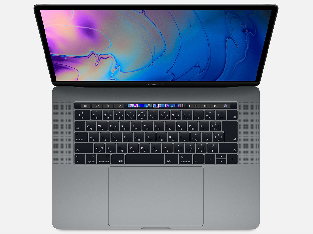 MacBook Pro (Retina, 15.4-inch, SSD 512GB, Touch Bar, 2019) MV912J/A スペースグレイ