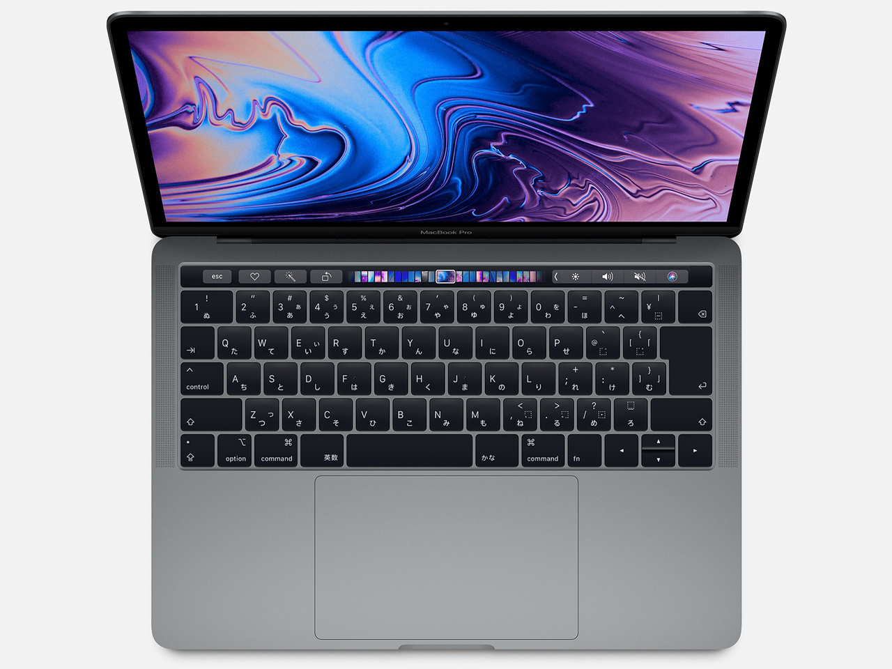 MacBook Pro (Retina, 13.3-inch, SSD 512GB, Touch Bar, 2019) MV972J/A スペースグレイ