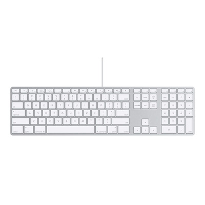 Apple Keyboard (テンキー付き – US) MB110LL/B