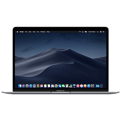 MacBook Air (Retina, 13.3-inch, SSD 256GB, 2018) MRE92J/A スペースグレイ