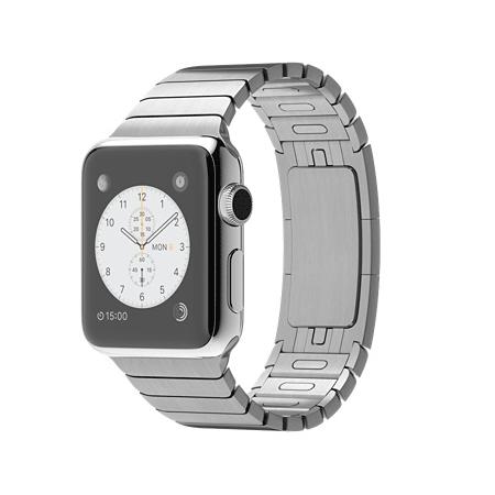 Apple Watch 38mmステンレススチールケースとリンクブレスレット MJ3E2J/A