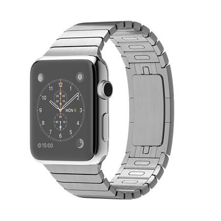 Apple Watch 42mmステンレススチールケースとリンクブレスレット MJ472J/A