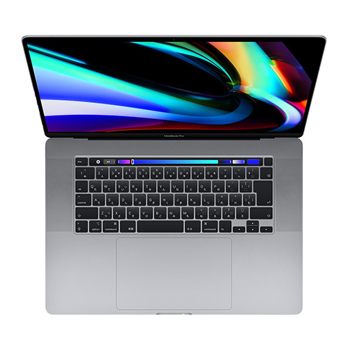 MacBook Pro (Retina, 16-inch, SSD 512GB, Touch Bar, 2019) MVVJ2J/A スペースグレイ