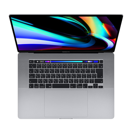 MacBook Pro (Retina, 16-inch, SSD 1TB, Touch Bar, 2019) MVVK2J/A スペースグレイ