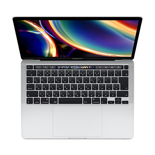 MacBook Pro (Retina, 13.3-inch, SSD 512GB, Touch Bar, 2020) MWP72J/A シルバー
