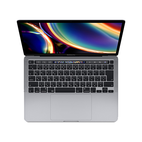 MacBook Pro (Retina, 13.3-inch, SSD 256GB, Touch Bar, 2020) MXK32J/A スペースグレイ
