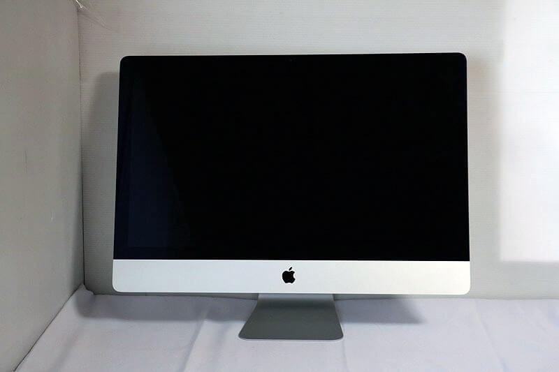 Apple iMac Retina 5K 27-inch Mid-2017|中古買取価格125,000円