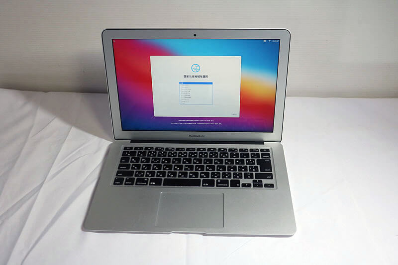 Apple MacBook Air MMGF2J/A 13インチ Early 2015|中古買取価格33,000円