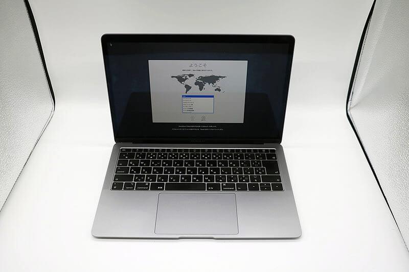 Apple MacBook Air (Retina, 13-inch, 2019) MVFJ2J/A 中古買取価格54,000円