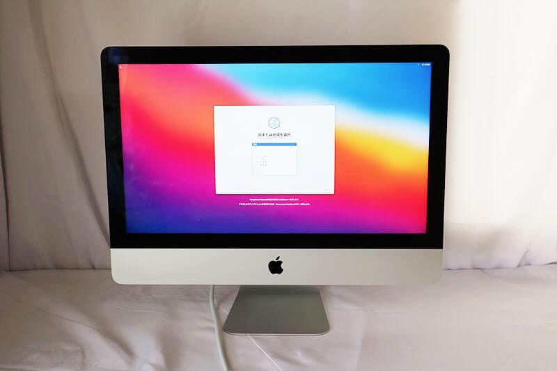 Apple iMac Retina 4K 21.5-inch 2017|中古買取価格60,000円