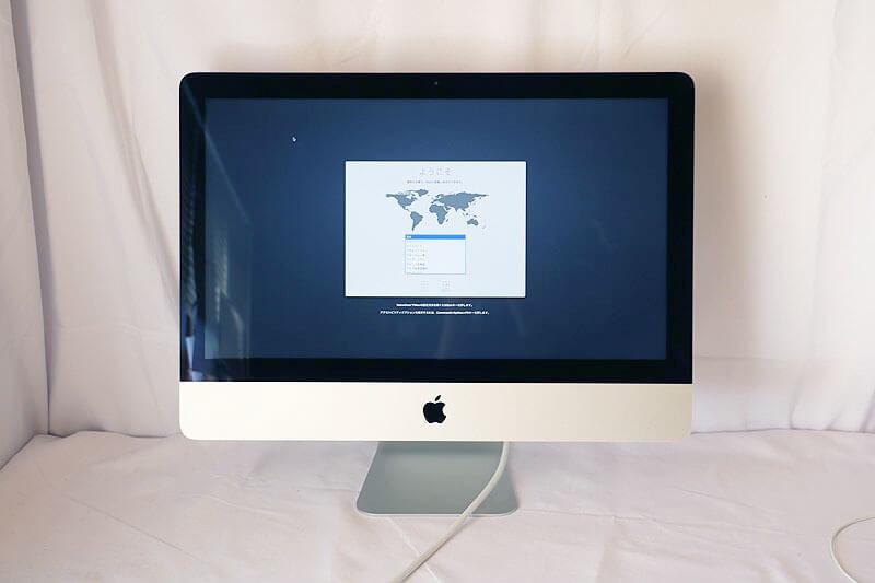 Apple iMac Retina 21.5-inch 2019 MRT42J/A|中古買取価格77,000円
