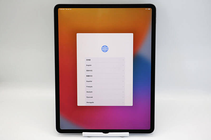 Apple iPad Pro 12.9 インチ 第4世代 MXAT2J/A|中古買取価格76,000円