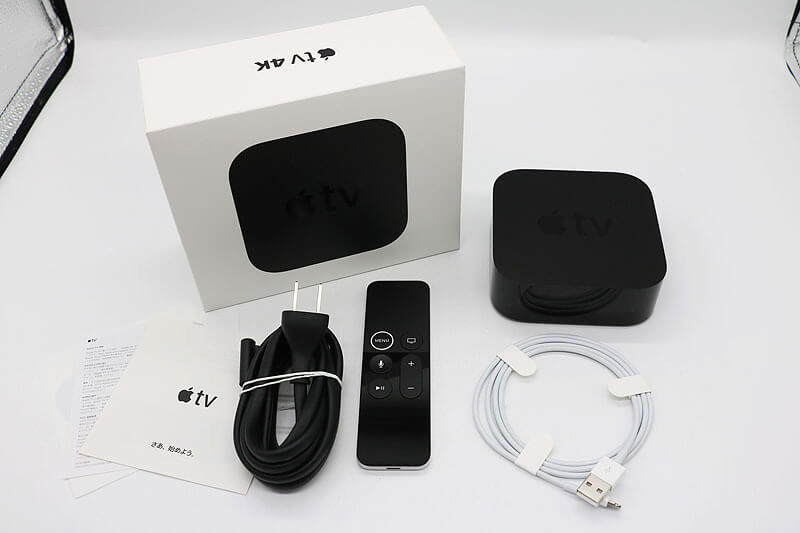 Apple TV 4K 32GB MQD22J/A|中古買取価格10,000円