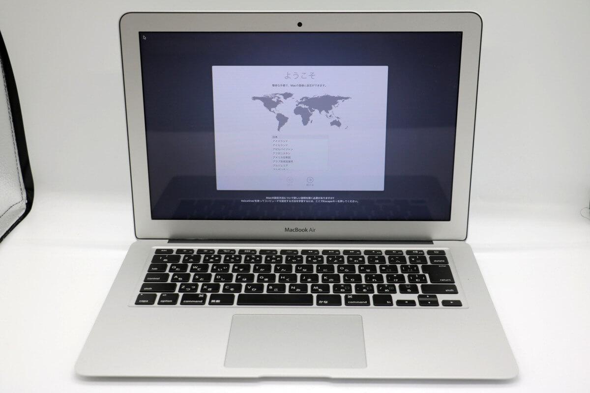 Apple MacBook Air 13-inch 2017 MQD32J/A 中古買取価格35,000円