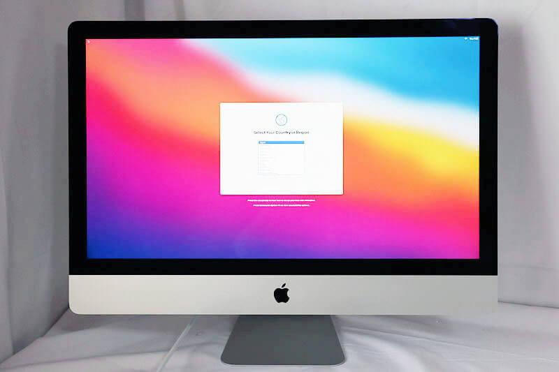 Apple iMac Retina 5K 27-inch 2020|中古買取価格108,000円