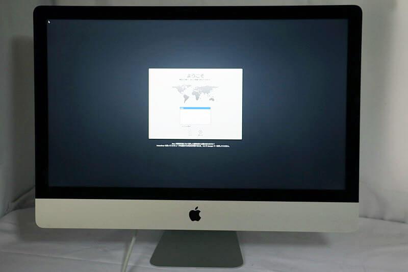 Apple iMac 27-inch Late 2013 中古買取価格35,500円