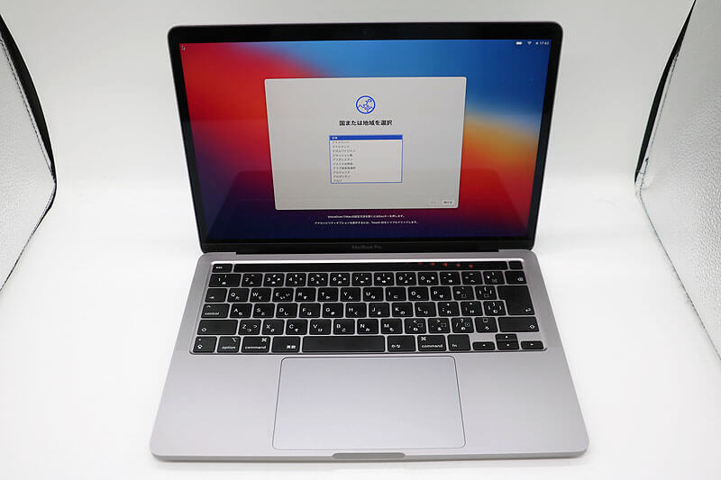 Apple MacBook Pro 13-inch 2020 Four Thunderbolt 3 ports MWP42J/A 中古買取価格90,000円