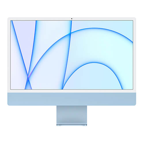iMac (24-inch, M1 8C/8G, 256GB, 2021) MGPK3J/A ブルー