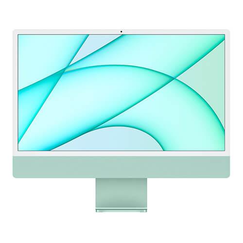 iMac (24-inch, M1 8C/8G, 512GB, 2021) MGPJ3J/A グリーン