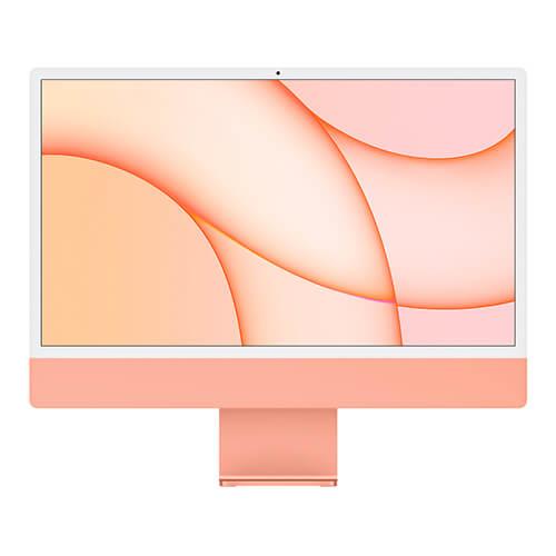 iMac (24-inch, M1 8C/8G, 512GB, 2021) MGPJ3J/A オレンジ