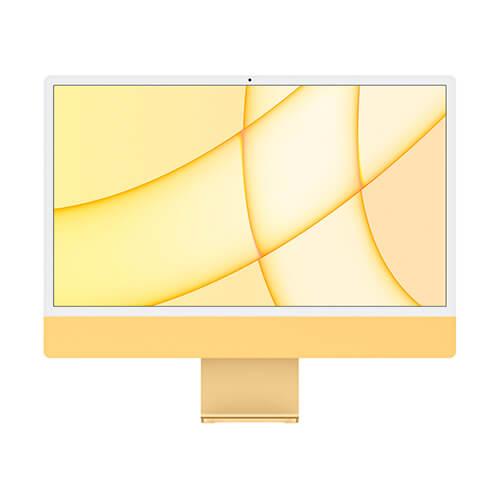 iMac (24-inch, M1 8C/8G, 512GB, 2021) MGPL3J/A イエロー