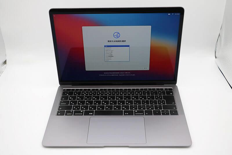 Apple MacBook Air Retina 13-inch 2018 FRE92J/A 中古買取価格51,000円